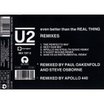 Even Better Than The Real Thing - The Remixes