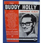 Buddy Holly Souvenir Album Song Book