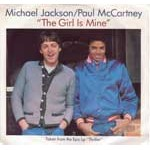 The Girl Is Mine/Can't Get Outta The Rain