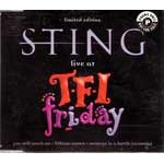 You Still Touch Me (Live At TFI Friday)/Lithium Sunset (Live At TFI Friday)/Message In A Bottle (Live At TFI Friday)