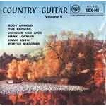 Country Guitar Volume 6