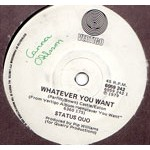 Whatever You Want/Hard Ride