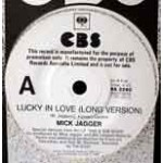 Lucky In Love (Long Version) / Running Out Of Luck