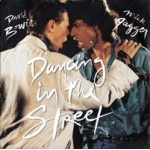 Dancing In The Street (Clearmountain Mix) / Dancing In The Street (Instrumental)