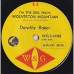 I'm The Girl From Wolverton Mountain / My Achin' Heart