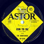 Run To Me / You're Making A Big Mistake