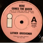 Here Comes The Queen / Heavy Day