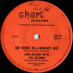 She Works In A Woman's Way / Midnight Special