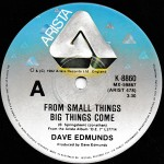 From Small Things Big Things Come / Your True Love