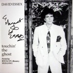 Touchin' The Ghost AUTOGRAPHED LP sleeve