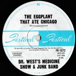 The Eggplant That Ate Chicago / You Can't Fight City Hall Blues