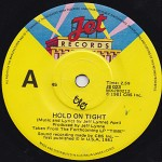 Hold On Tight / When Time Stood Still