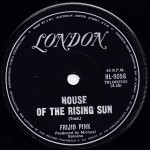 House Of The Rising Sun/God Gave Me You