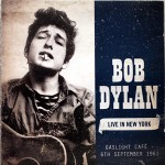 Live In New York Gaslight Cafe - 6th September 1961