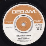 Hallelujah Freedom/Alright With Me
