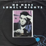 No More Lonely Nights (Ballad)/ No More Lonely Nights (Playout Version)