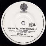Rockin' All Over The World/Ring Of A Change