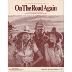 On The Road Again Song Sheet