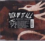 SICK OF IT ALL - Relentless/who Will Be Next/can't Wait To Quit