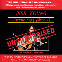 YOUNG, NEIL - Anthology (vol.1)