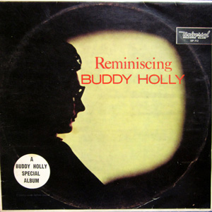 HOLLY, BUDDY - Reminiscing EP