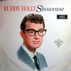 HOLLY, BUDDY - Showcase Record