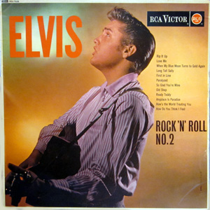 PRESLEY, ELVIS - Rock & Roll No.2