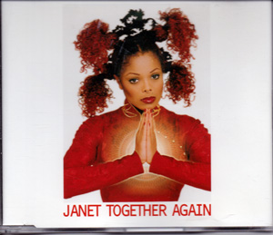 JACKSON, JANET - Together Again (6 Mixes)