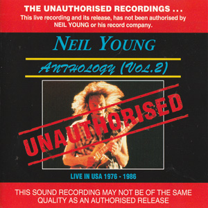 YOUNG, NEIL - Anthology (vol.2)