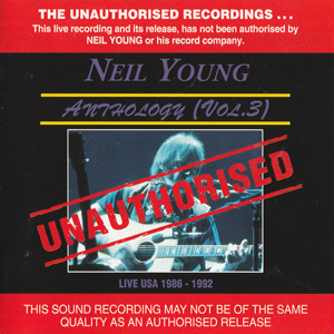 YOUNG, NEIL - Anthology (vol.3)