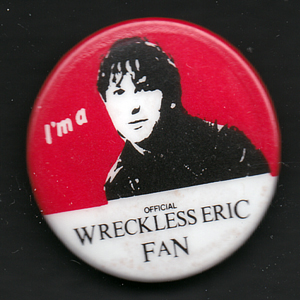 Wreckless Eric Wreckless Eric Records Lps Vinyl And Cds